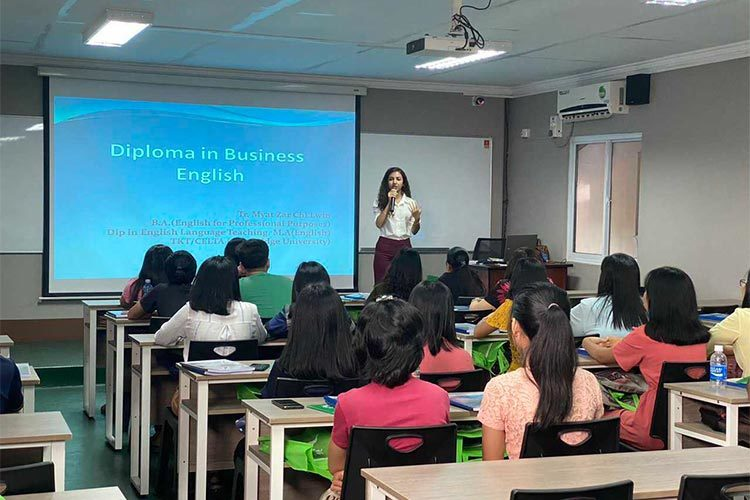 Diploma in Business English